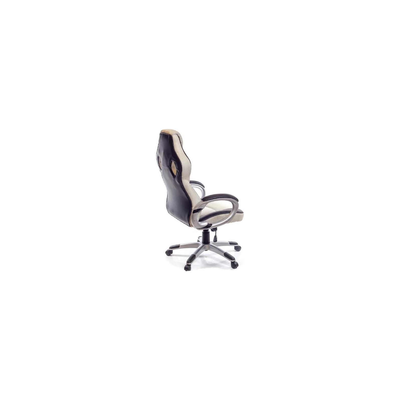 Кресло игровое АКЛАС Антарес PL TILT Белое (07347) изображение 5