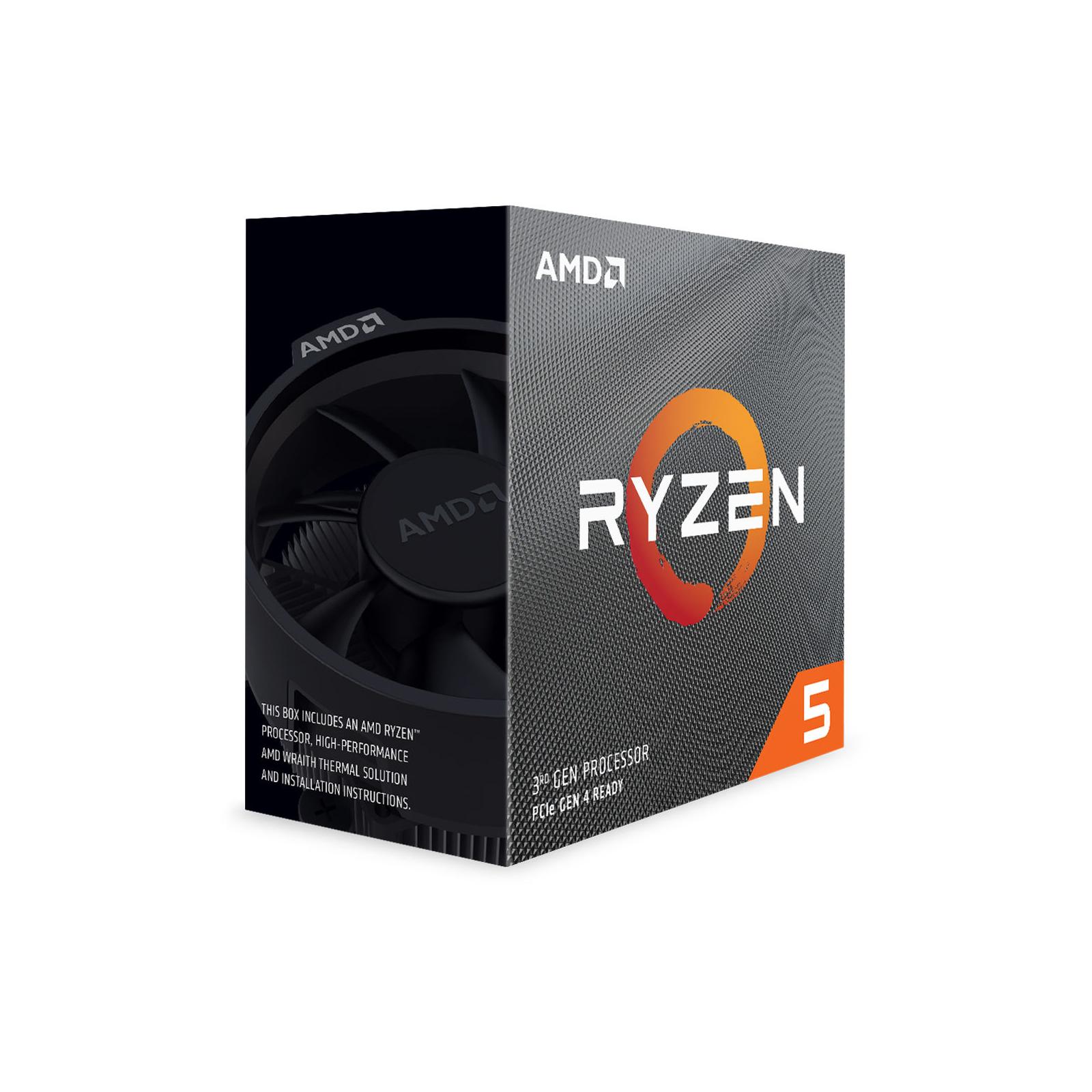 Процесор AMD Ryzen 5 3600 (100-100000031BOX) зображення 2