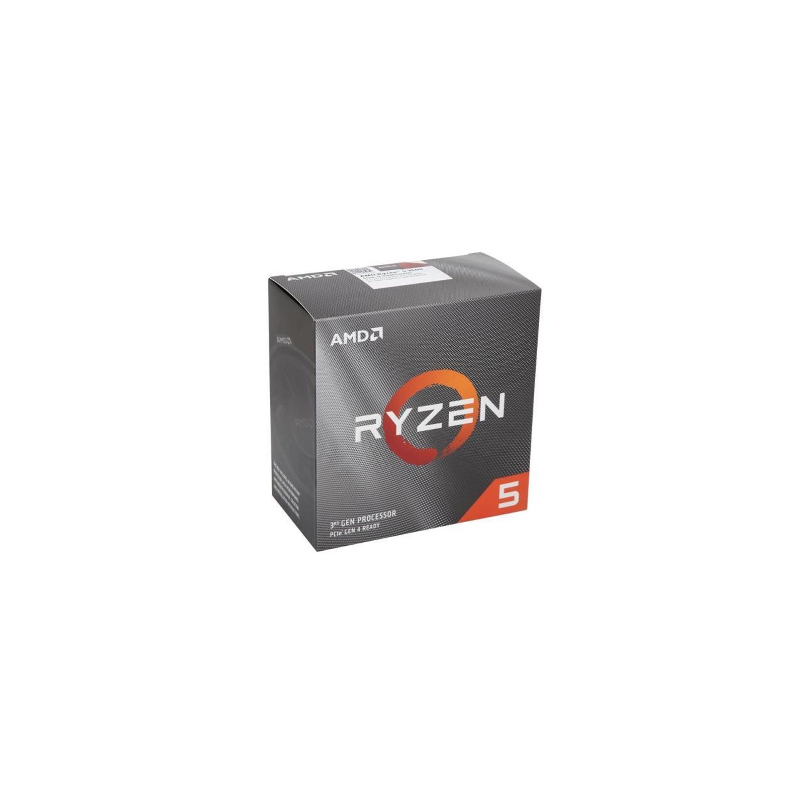 Процесор AMD Ryzen 5 3600 (100-100000031BOX) зображення 4