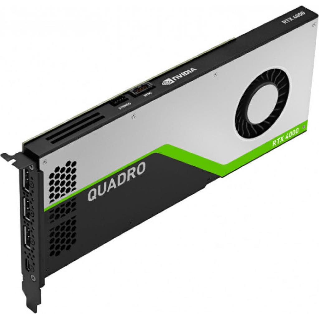 Видеокарта QUADRO RTX 4000 8192MB PNY (XVCQRTX4000-PB) изображение 3