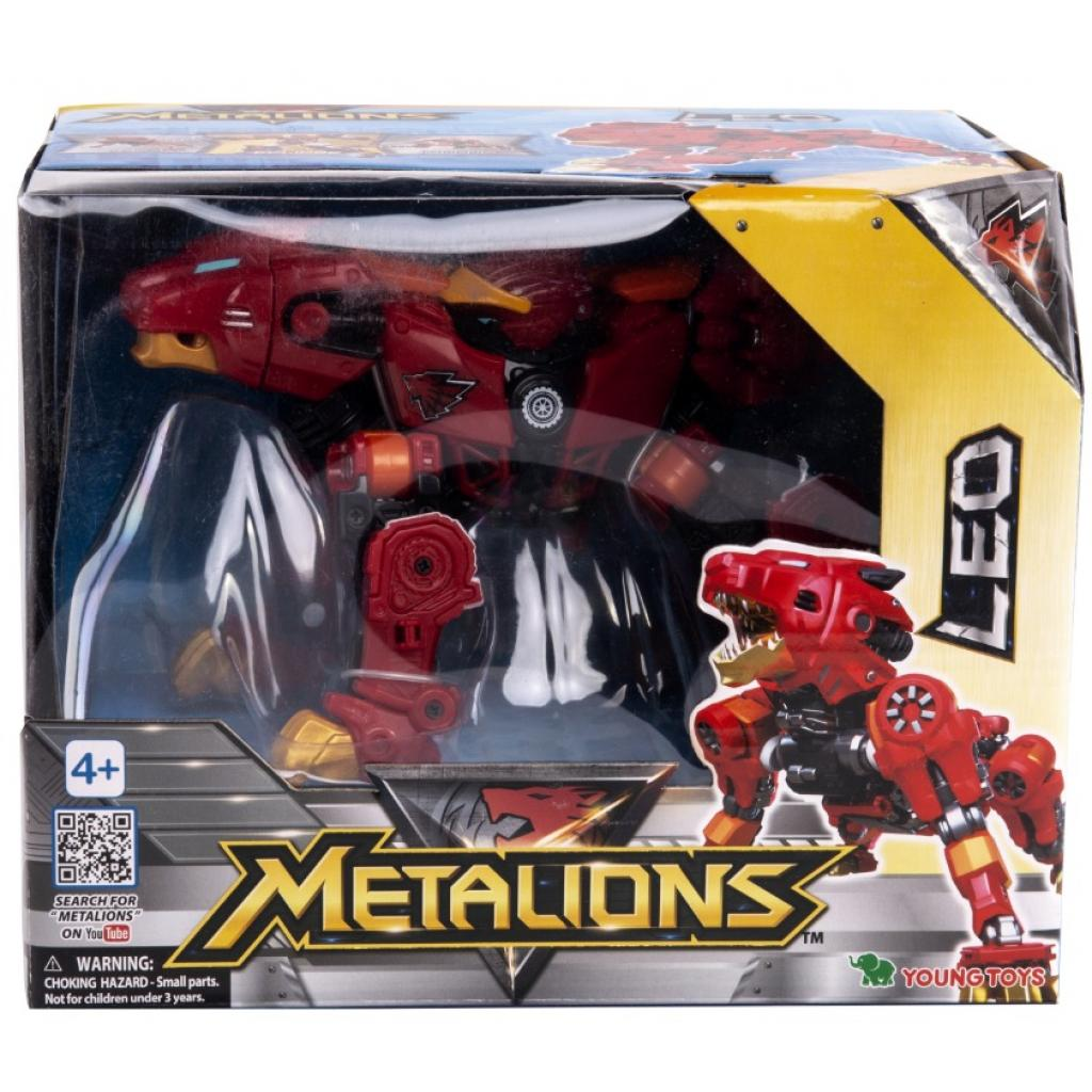 Трансформер Metalions Лео (314028) изображение 5