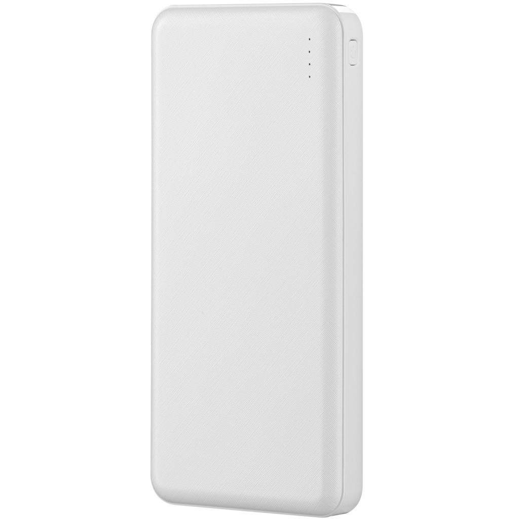 Батарея универсальная 2E 10000мА/ч, PD, QC3.0, MicroUSB, Type-C, white (2E-PB1019AQC-WHITE) изображение 2