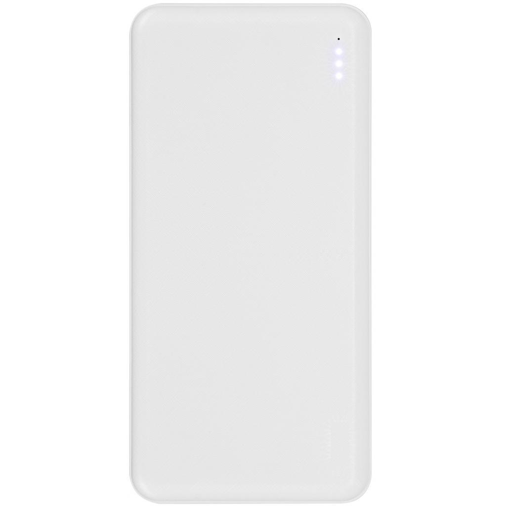 Батарея универсальная 2E 10000мА/ч, PD, QC3.0, MicroUSB, Type-C, white (2E-PB1019AQC-WHITE)