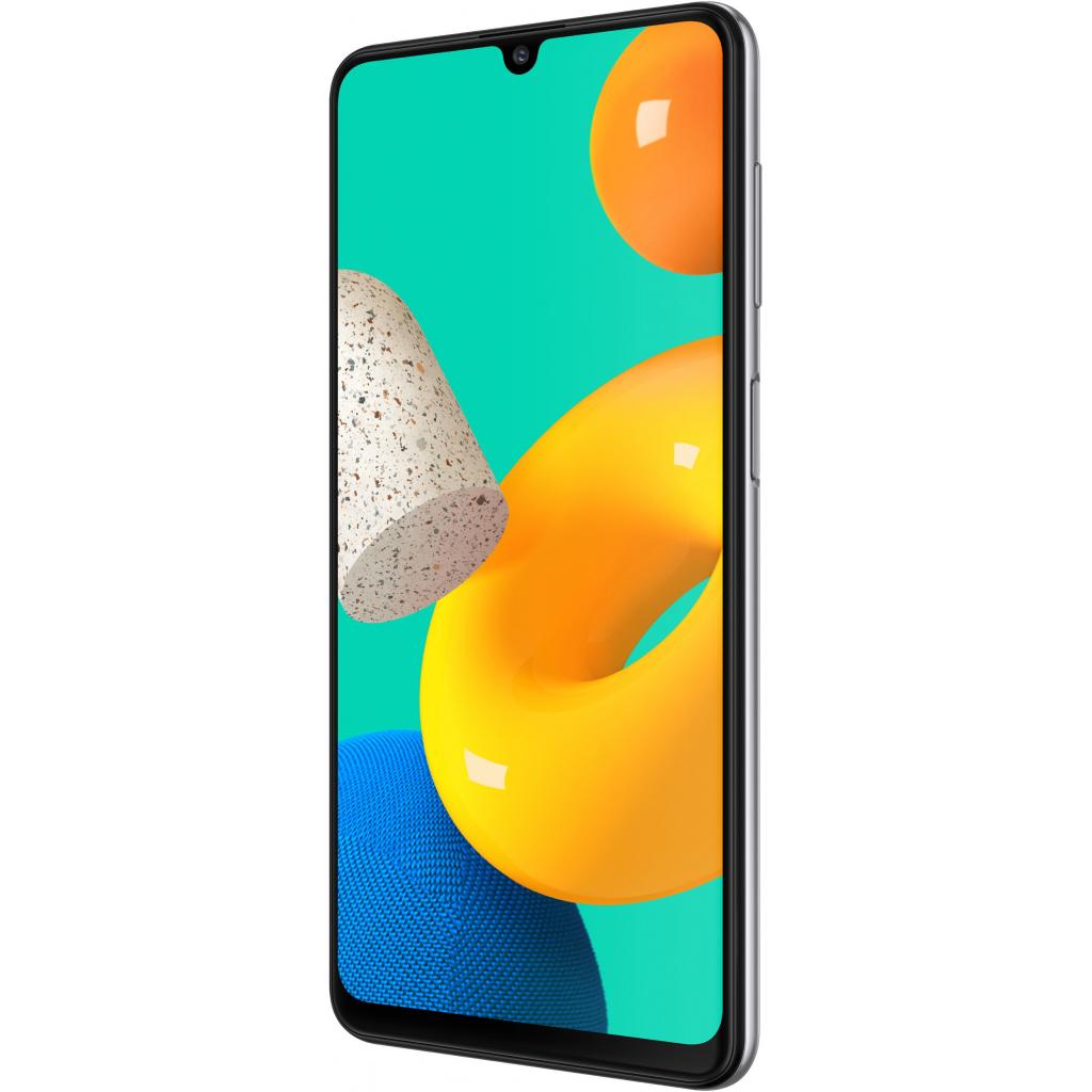 Мобільний телефон Samsung SM-M325F (Galaxy M32 6/128Gb) White (SM-M325FZWGSEK) зображення 5