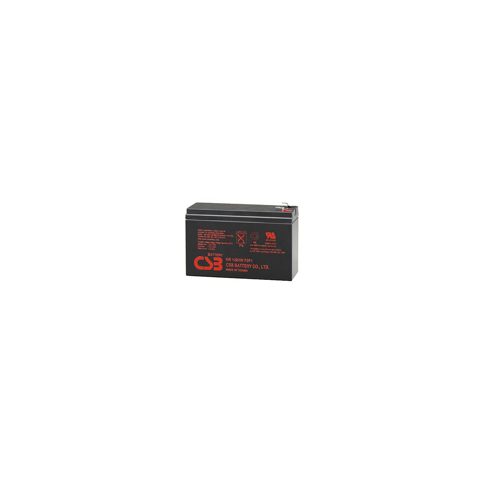 Батарея к ИБП 12В 6.5Ач CSB (HR1224WF2F1)