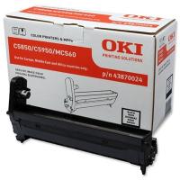 Фотокондуктор OKI C5850/5950 Black (43870024)