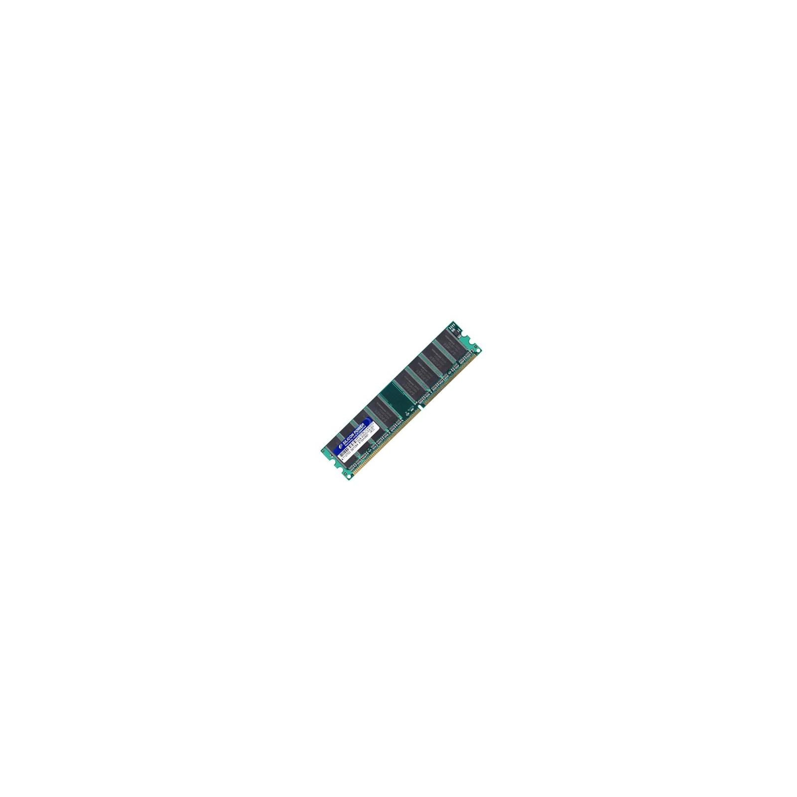 Модуль памяти для компьютера DDR SDRAM 512MB 400 MHz Silicon Power (SP512MBLDU400O02)