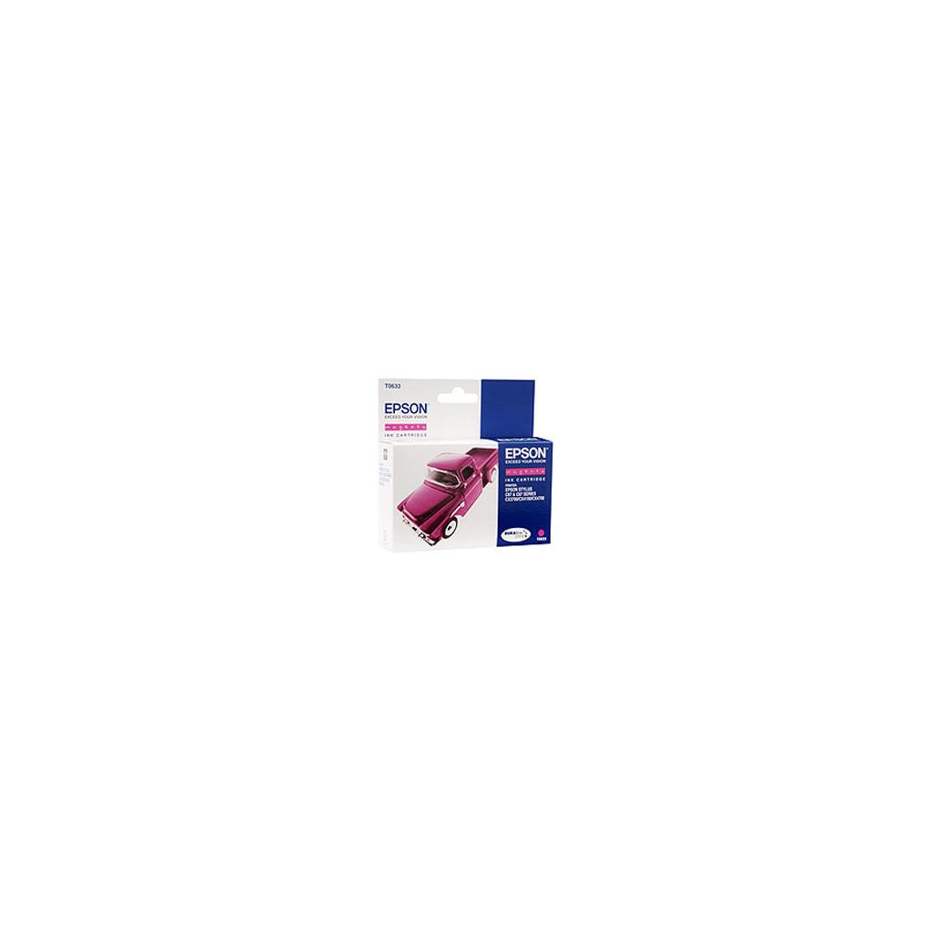 Картридж EPSON St C67/87 CX3700/4100/4700 magenta (C13T06334A10)