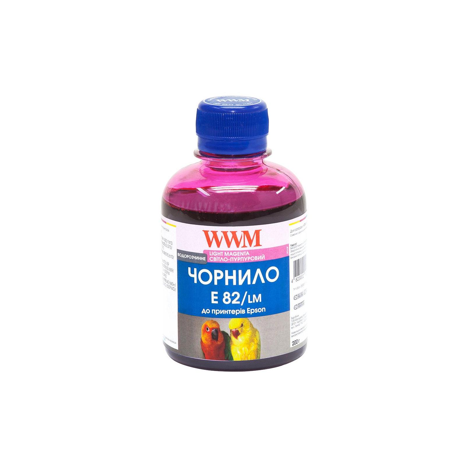 Чернила WWM EPSON StPhoto R270/290, LightMagen (E82/LM)