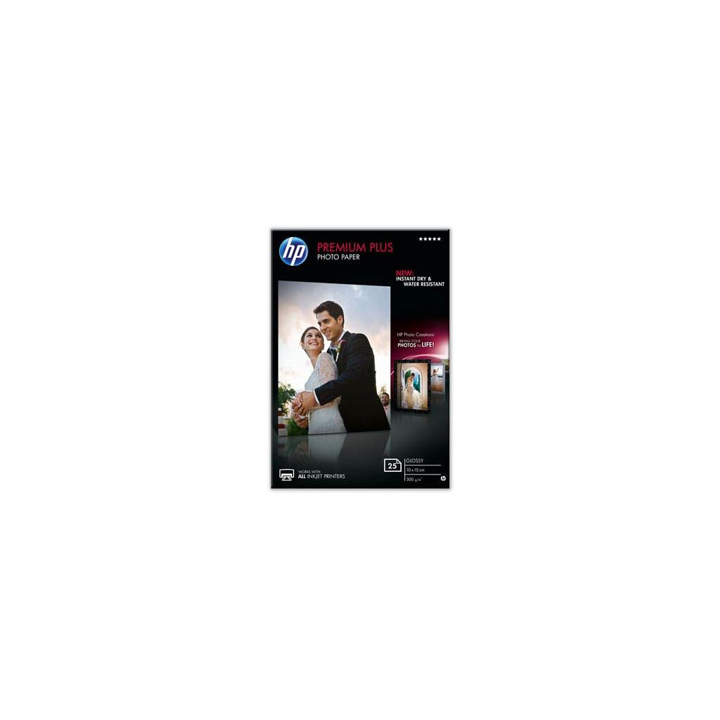 Бумага HP 10x15 Premium Plus Photo Paper (CR677A)