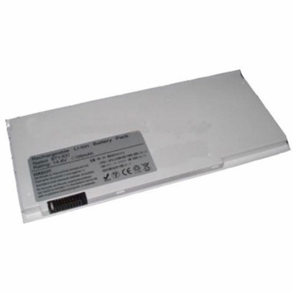 Аккумулятор для ноутбука MSI BTY-S31 X340 (BTY-S31 O 21)