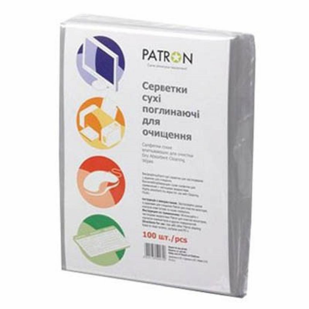 Салфетки PATRON for technique 100pcs (F5-013)