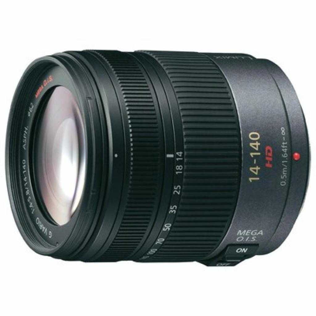 Объектив PANASONIC Lumix G Vario 14-140mm f/4.0-5.8 Mega O.I.S. (H-VS014140E)