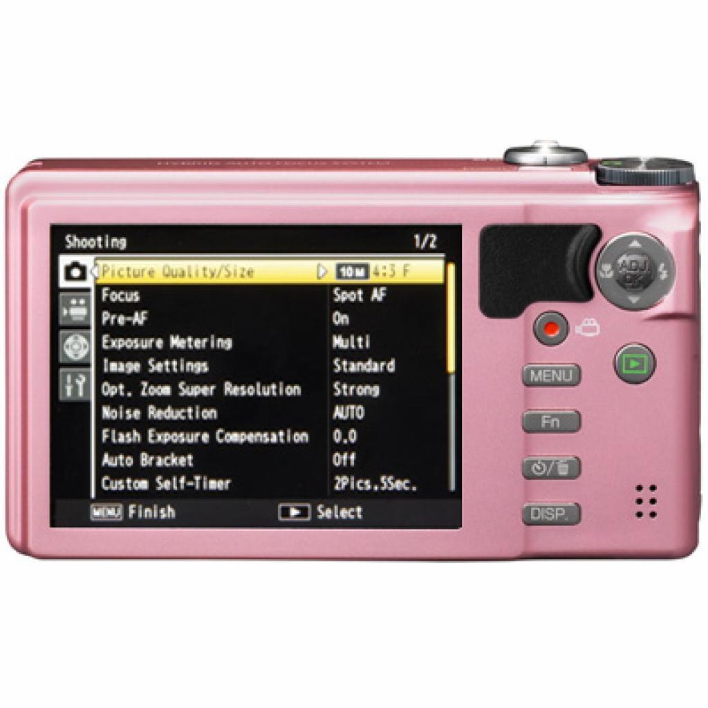 Цифровой фотоаппарат Ricoh CX6 pink (175714) изображение 2