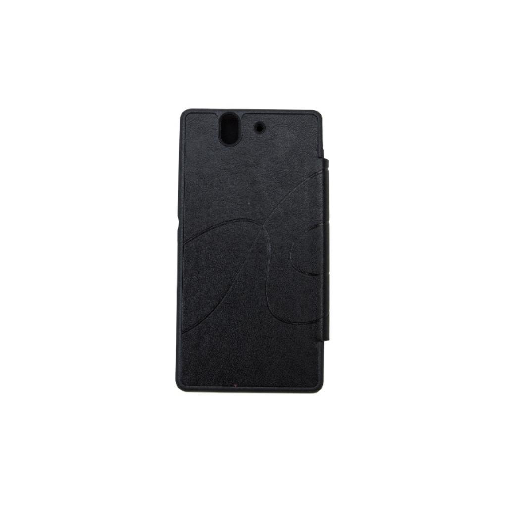 Чехол для моб. телефона Drobak для Sony C6603 Xperia Z /Oscar Style/Black (212280) изображение 3