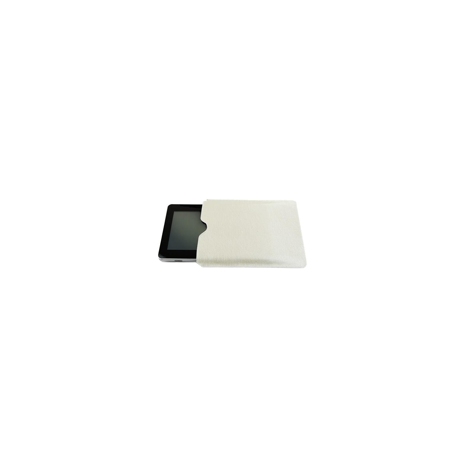 """Чехол для планшета Drobak 9.7-10.1"""" Universal/Smooth Case /Cream (216826) изображение 2"""