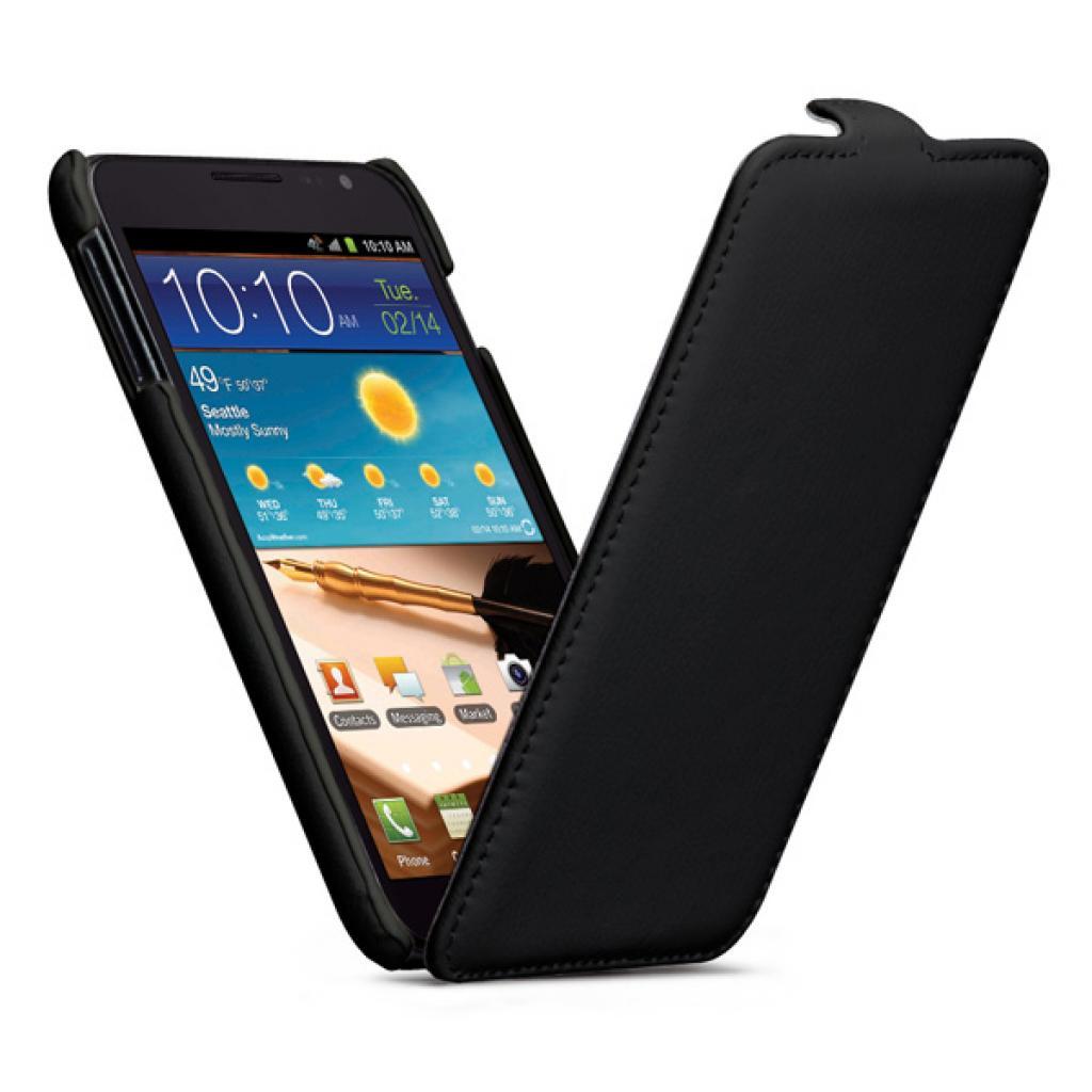 Чехол для моб. телефона Case-Mate для Samsung Galaxy Note Signature flip Black (CM021819) изображение 3