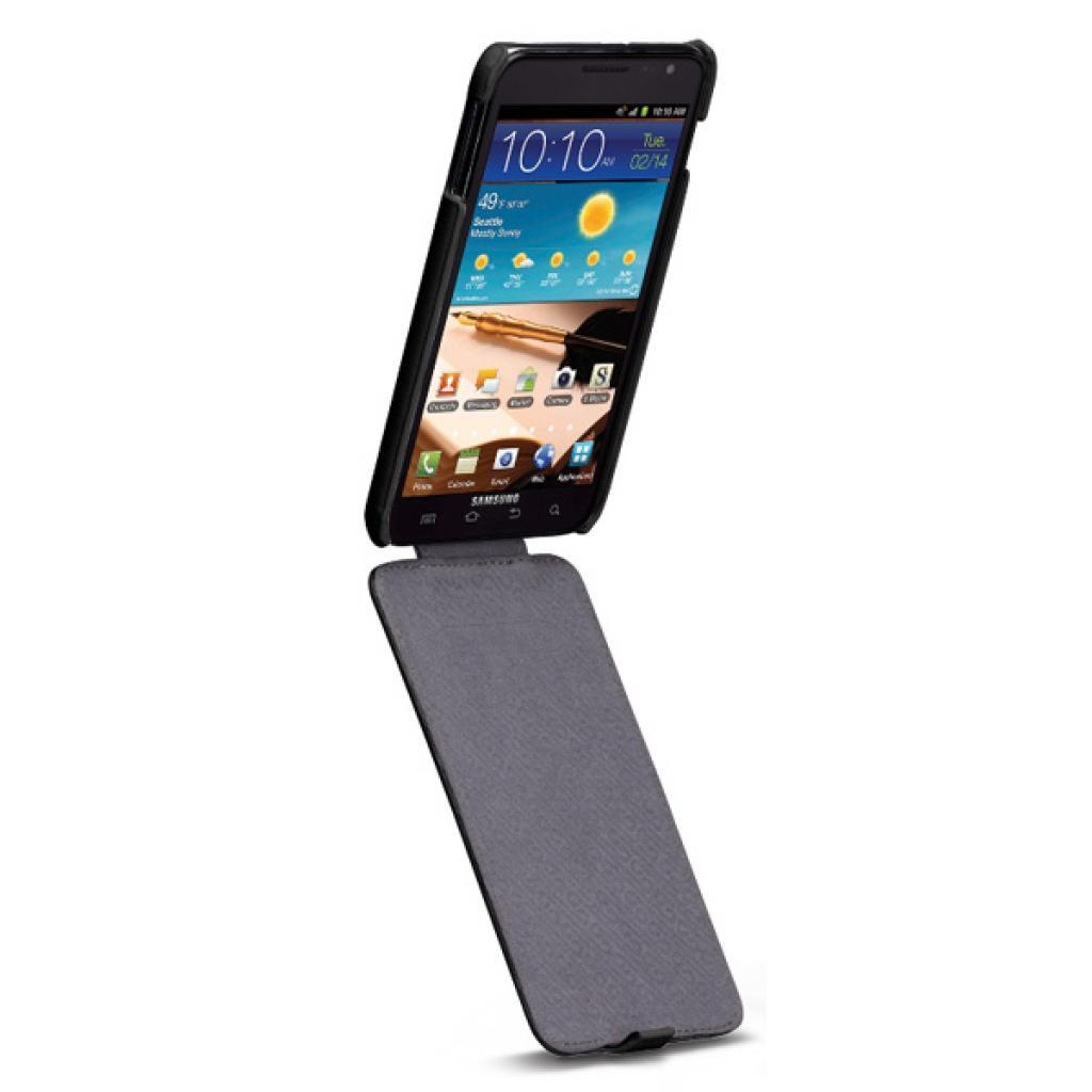 Чехол для моб. телефона Case-Mate для Samsung Galaxy Note Signature flip Black (CM021819) изображение 6