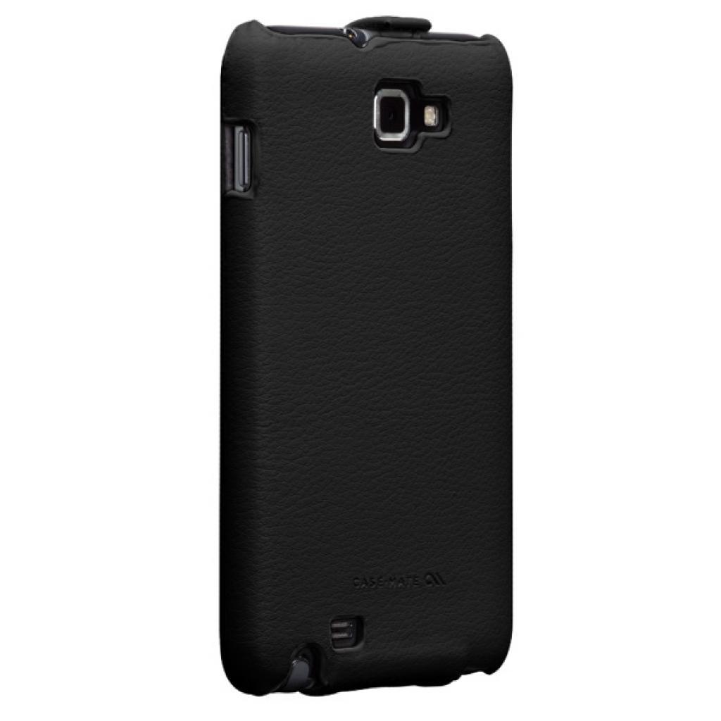 Чехол для моб. телефона Case-Mate для Samsung Galaxy Note Signature flip Black (CM021819)