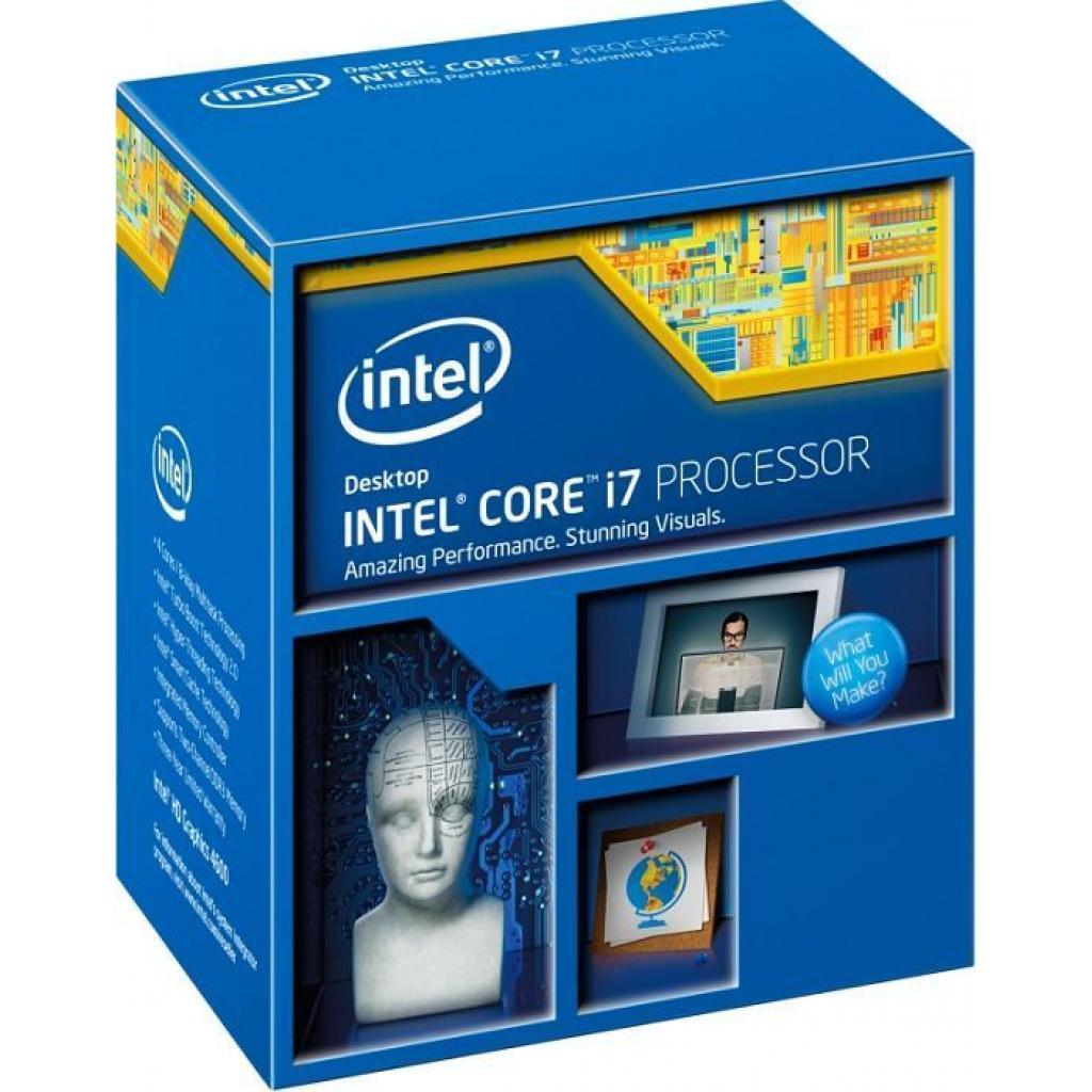 Процессор INTEL Core™ i7 4771 (BX80646I74771)
