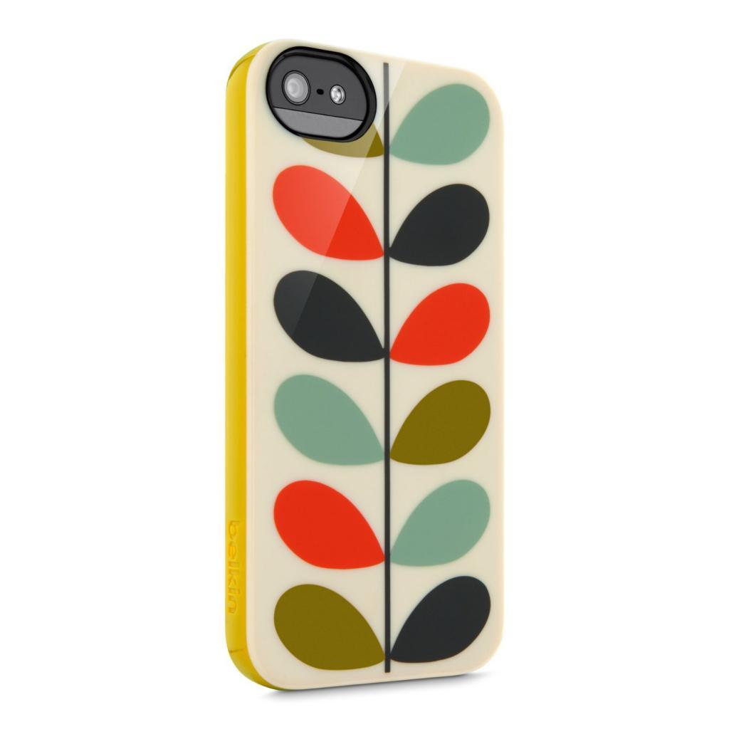 Чехол для моб. телефона Belkin iPhone 5/5s Orla Kiely Multi Stem (F8W338btC00) изображение 2