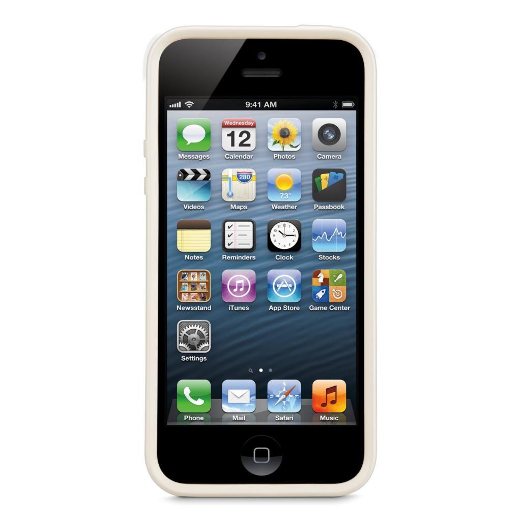 Чехол для моб. телефона Belkin iPhone 5/5s Orla Kiely Multi Stem (F8W338btC00) изображение 3