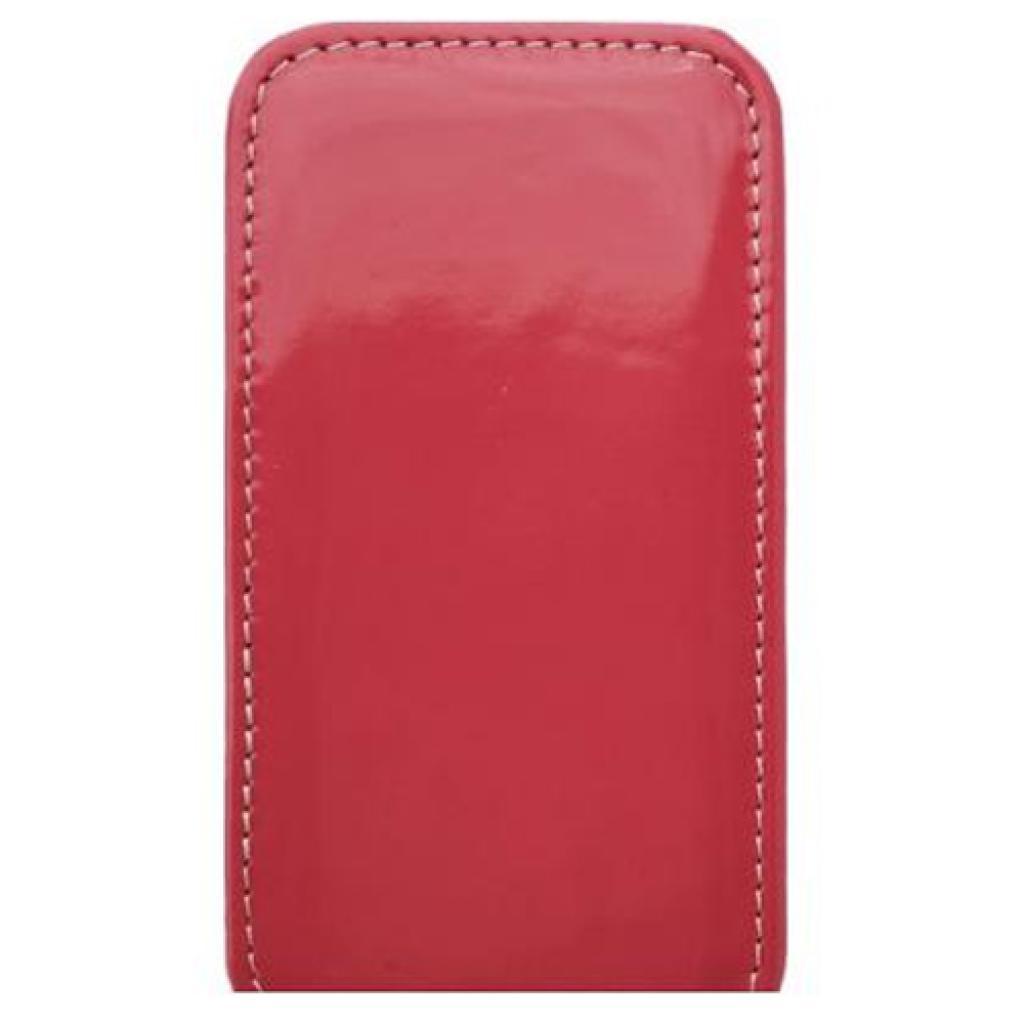Чехол для моб. телефона KeepUp для Samsung i8160 Galaxy Ace II Red/FLIP (00-00010153)