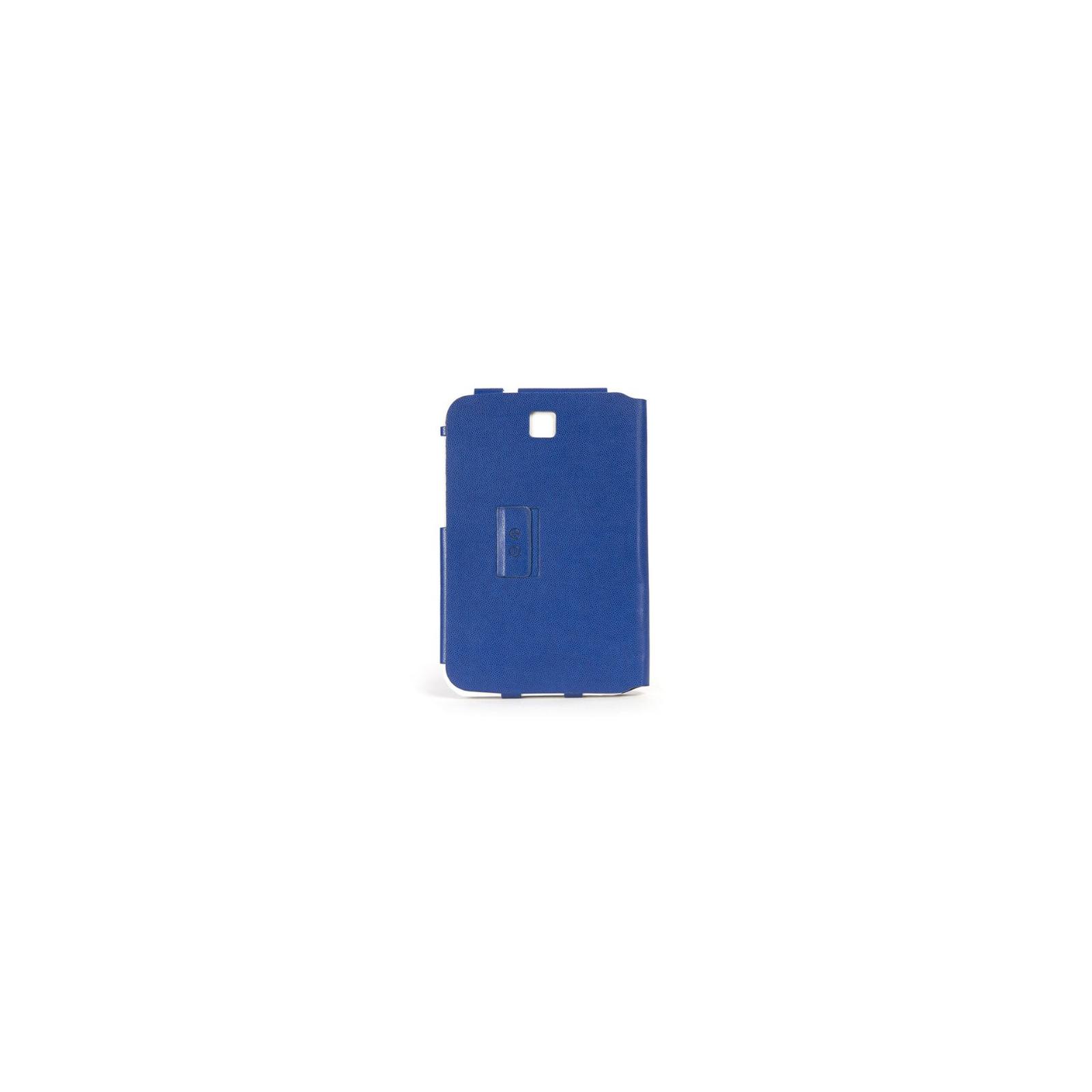 Чехол для планшета Tucano Galaxy Tab 3 8.0 Leggero Blue (TAB-LS38-B) изображение 2