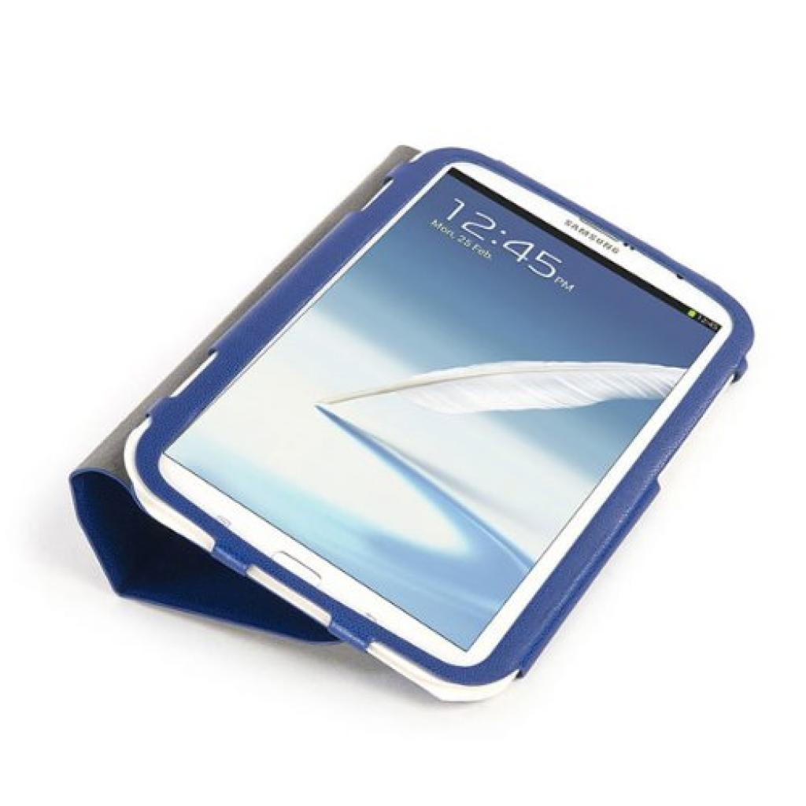Чехол для планшета Tucano Galaxy Tab 3 8.0 Leggero Blue (TAB-LS38-B) изображение 3