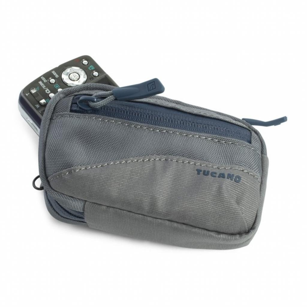 Фото-сумка Tucano TECH Plus Digi Bag S /Grey (CB-TP-S-G) изображение 2