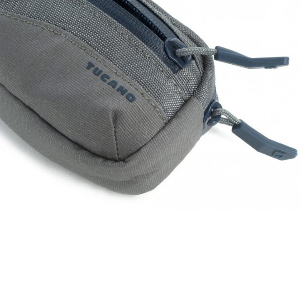 Фото-сумка Tucano TECH Plus Digi Bag S /Grey (CB-TP-S-G) изображение 5