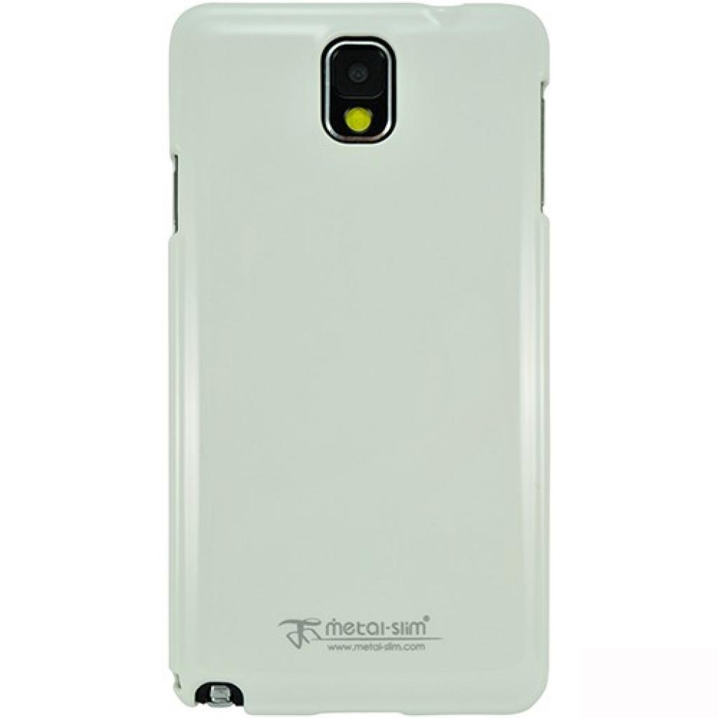Чехол для моб. телефона Metal-Slim Samsung N9000 Note3 /UV White (C-K0025MU0002)