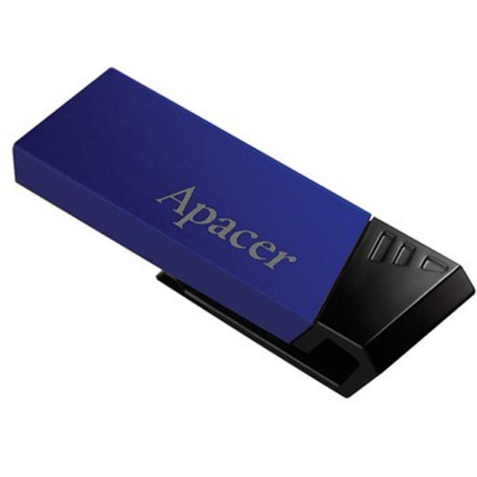 USB флеш накопитель 8GB AH131 Blue RP USB2.0 Apacer (AP8GAH131U-1) изображение 3