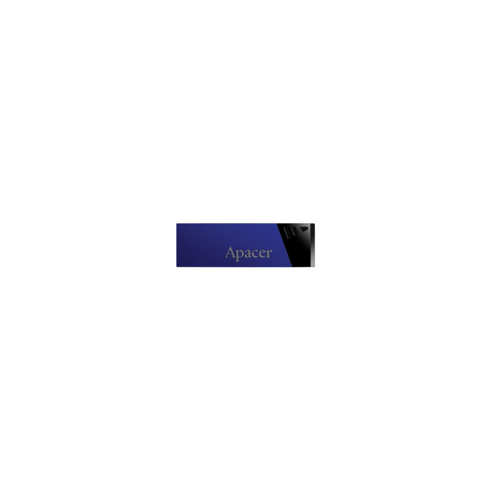 USB флеш накопитель 8GB AH131 Blue RP USB2.0 Apacer (AP8GAH131U-1)