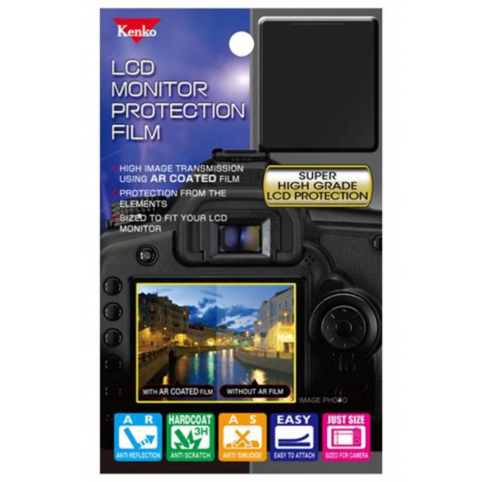 "Пленка защитная Kenko LCD protect film 3"" (085092)"