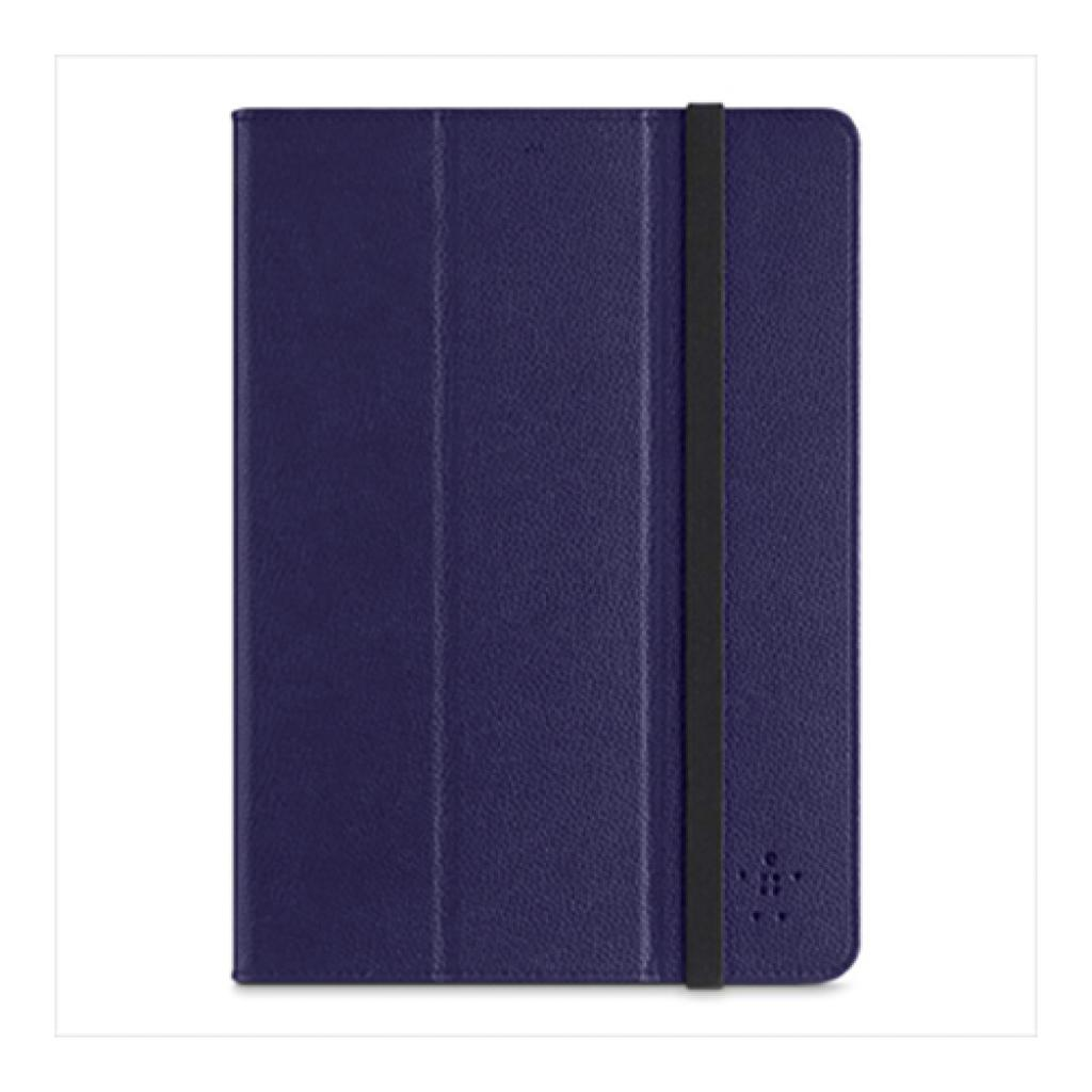 Чехол для планшета Belkin iPad Air Trifold Cover /Blue (F7N057B2C01)