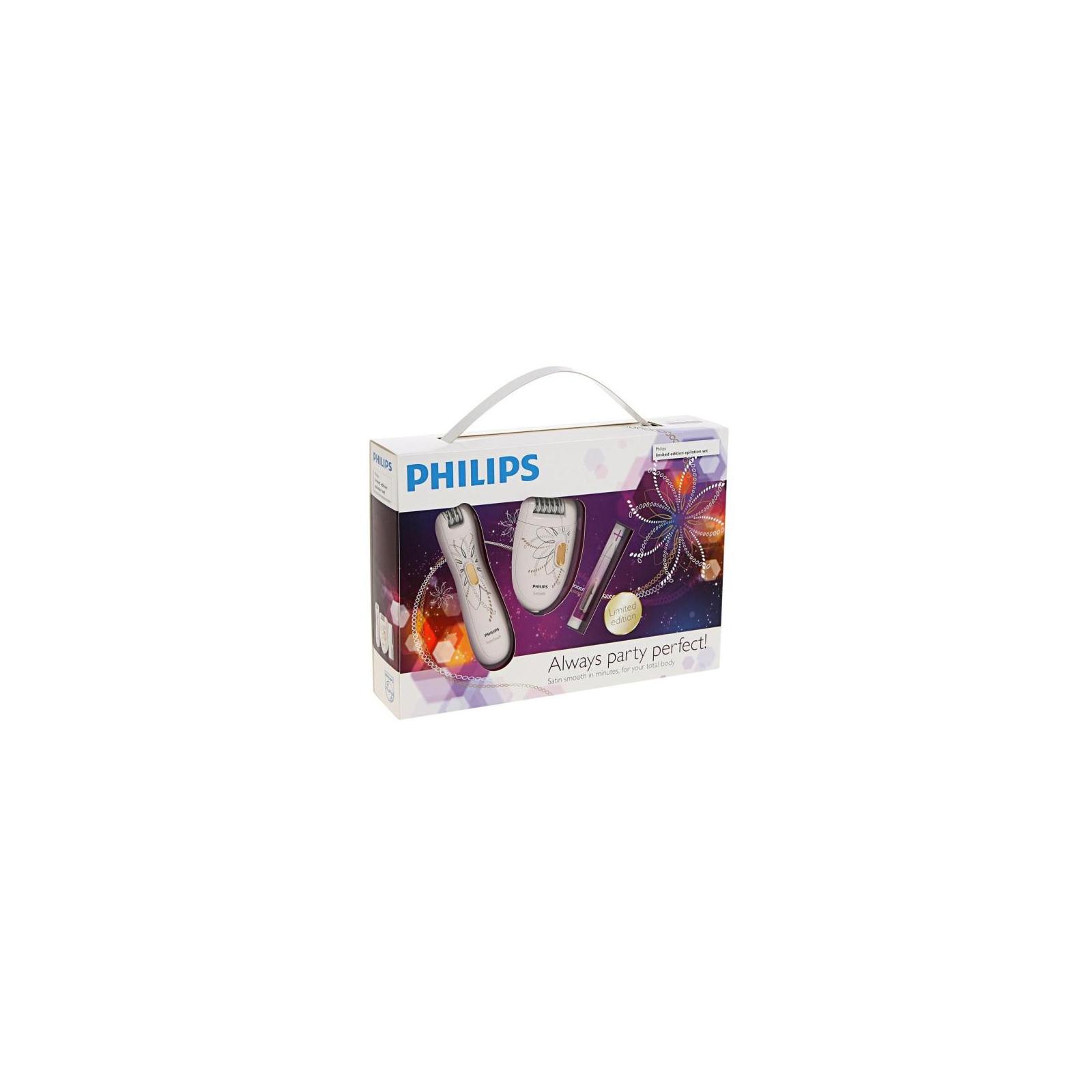 Эпилятор PHILIPS HP6540/00 изображение 2