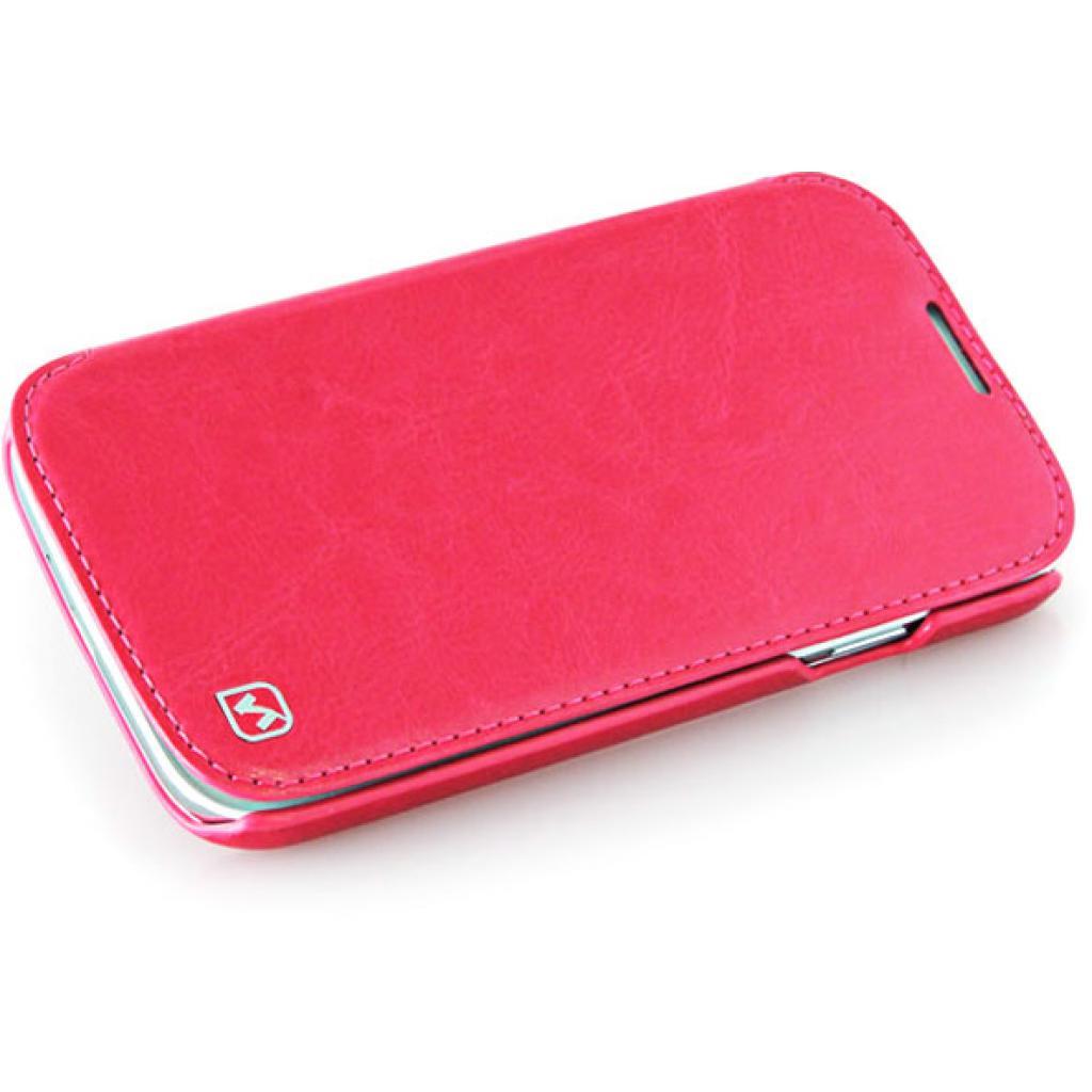 Чехол для моб. телефона HOCO для Samsung I9500 Galaxy S4 /Crystal (HS-L022 Rose Red) изображение 2
