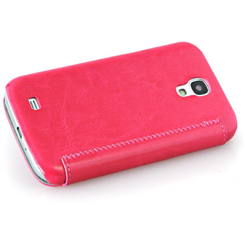 Чехол для моб. телефона HOCO для Samsung I9500 Galaxy S4 /Crystal (HS-L022 Rose Red) изображение 3