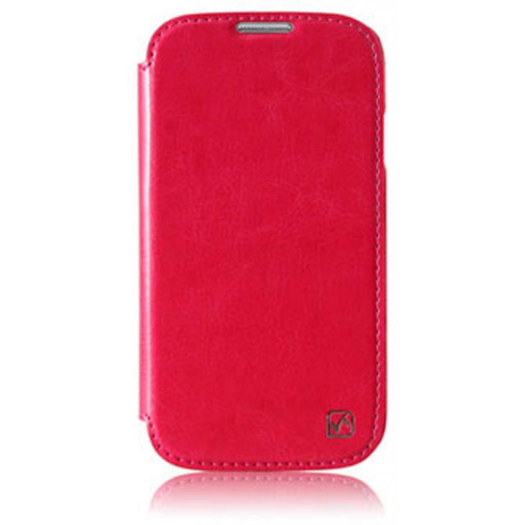 Чехол для моб. телефона HOCO для Samsung I9500 Galaxy S4 /Crystal (HS-L022 Rose Red)