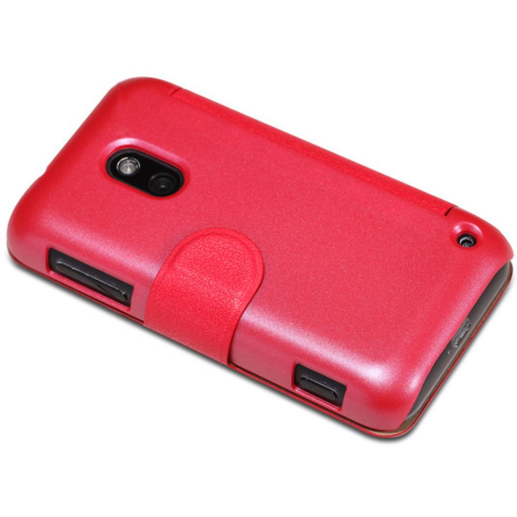 Чехол для моб. телефона NILLKIN для Nokia 620 /Fresh/ Leather/Red (6065692) изображение 2