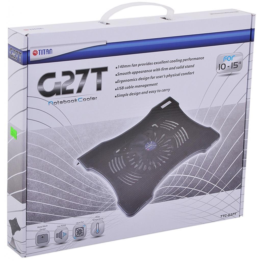 Подставка для ноутбука TITAN TTC-G27T изображение 6