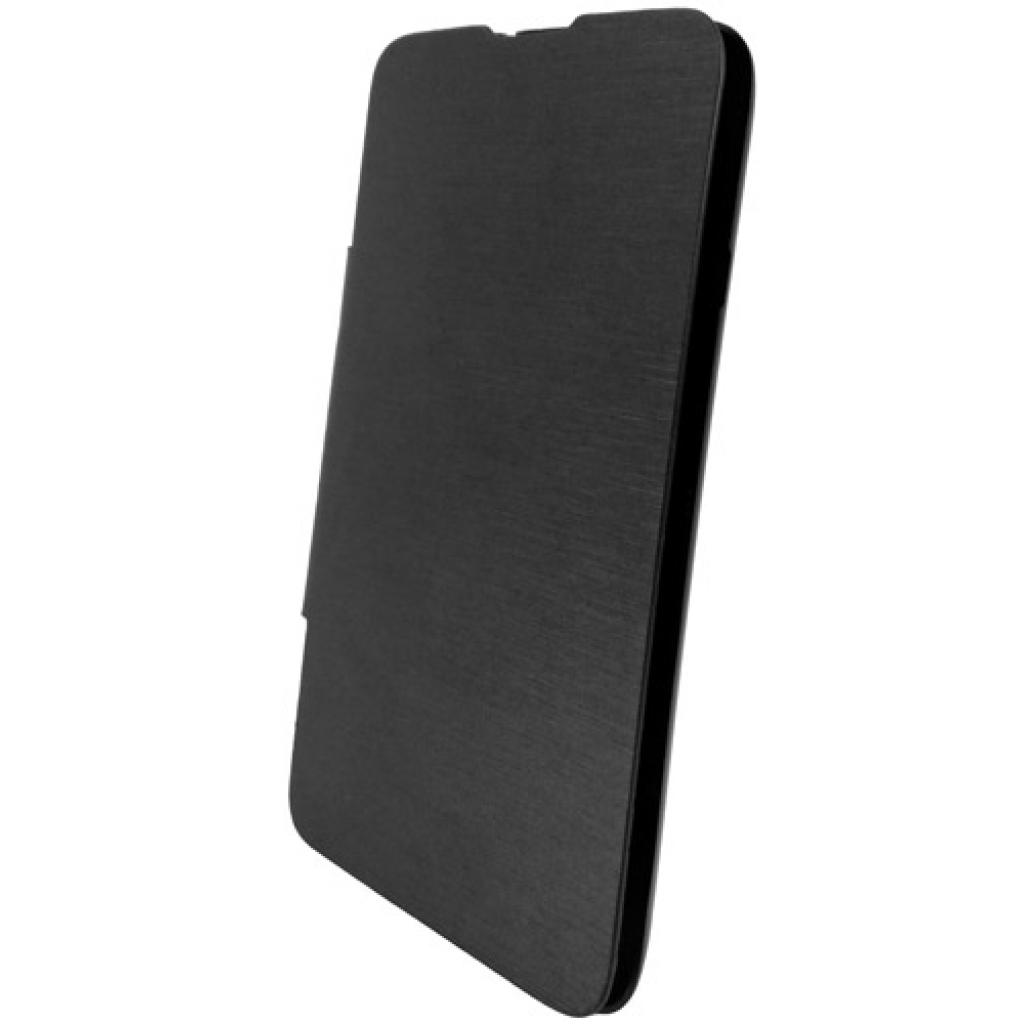 Чехол для моб. телефона GLOBAL для LG D410 L90 Dual (PU, черный) (1283126459269)