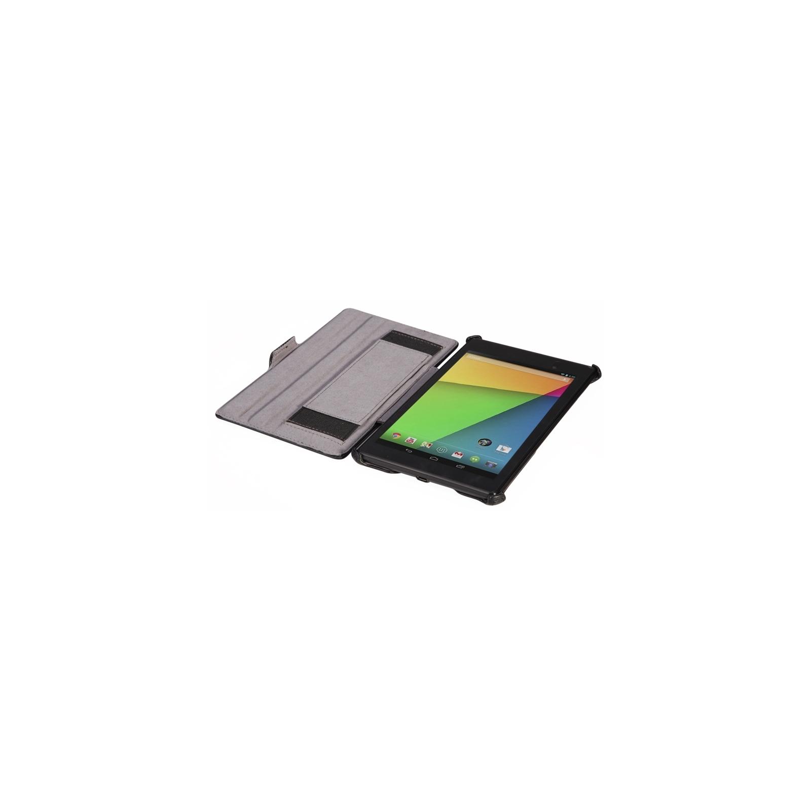 """Чехол для планшета AirOn для Google nexus 7"""" 2013 black (6946795830139) изображение 3"""