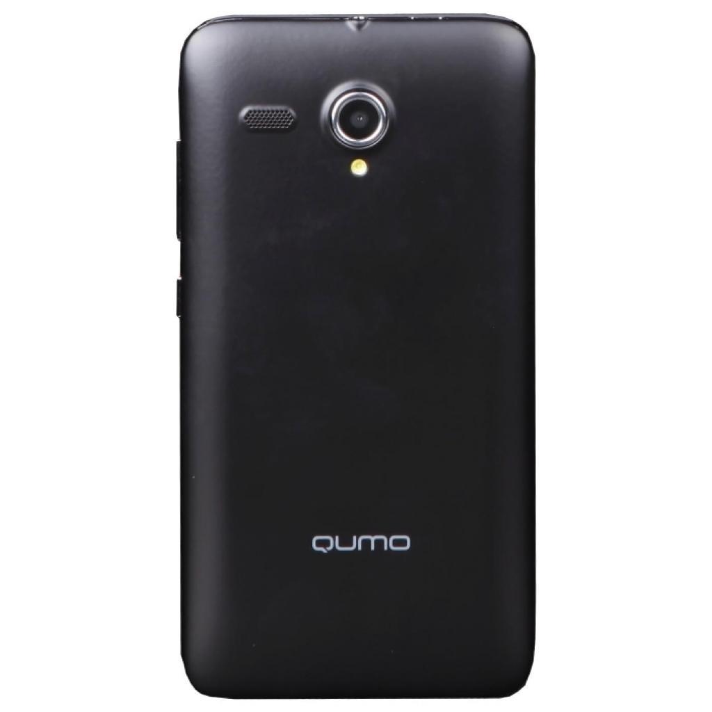 Мобильный телефон Qumo QUEST 452 IPS Black (6909723197551) изображение 2