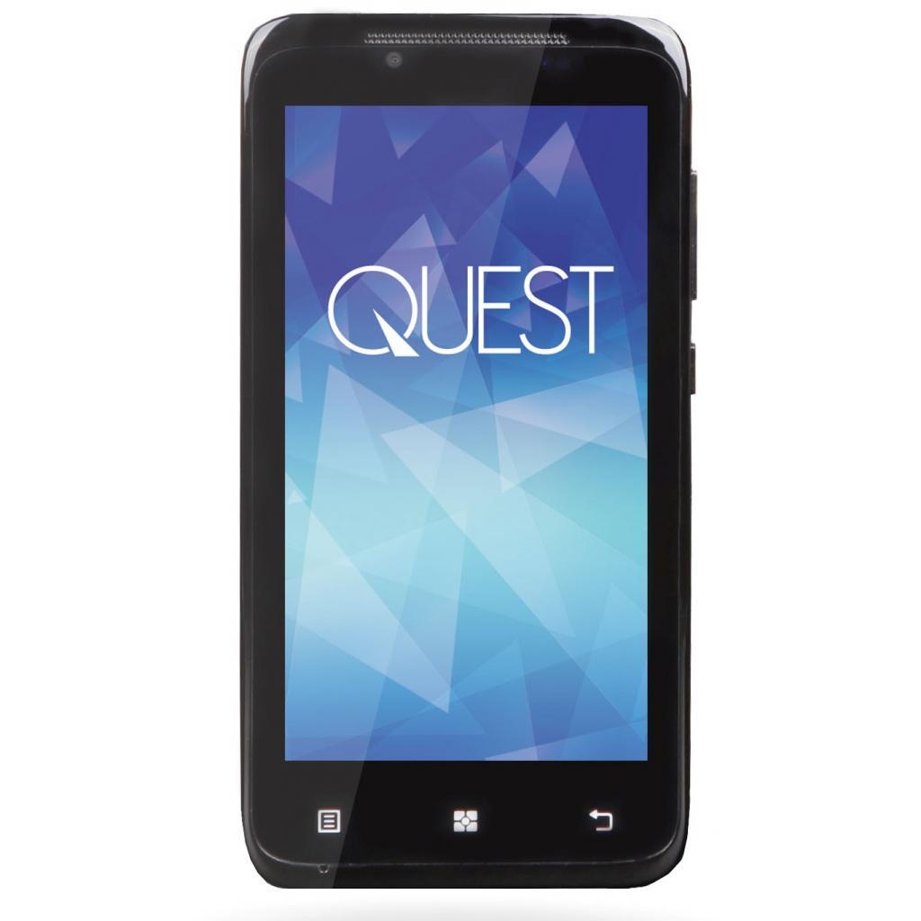 Мобильный телефон Qumo QUEST 452 IPS Black (6909723197551)