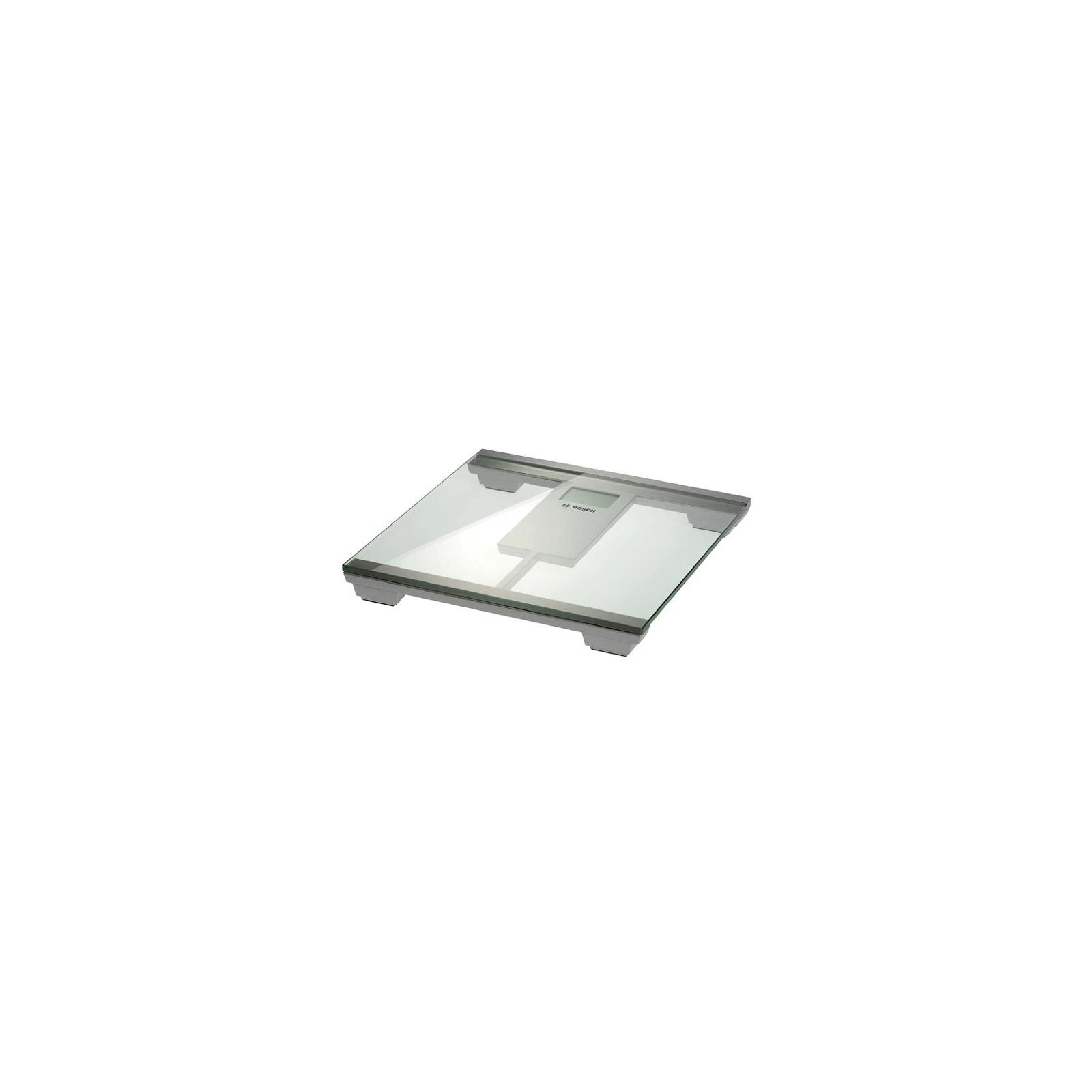 Весы напольные BOSCH PPW4200