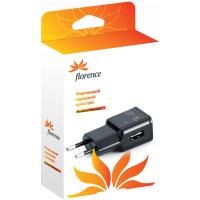 Зарядное устройство Florence USB, 2A (TC20-USB)