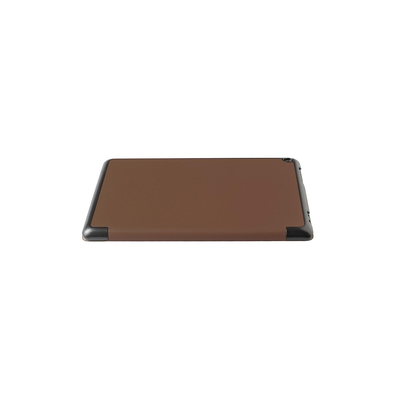 Чехол для планшета Grand-X ASUS ZenPad 10 Z300/Z300C Brown (ATC - AZPZ300BR) изображение 3