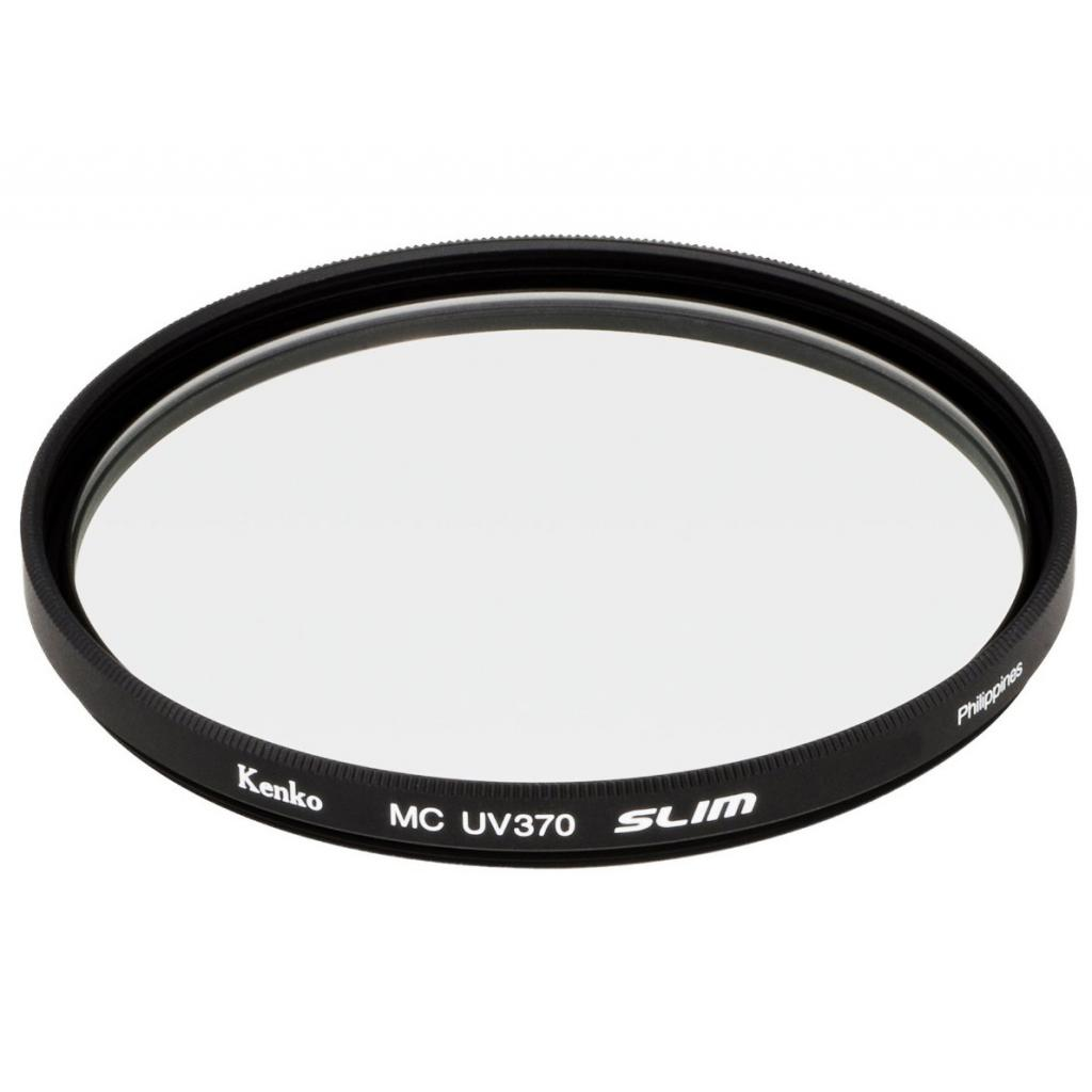 Светофильтр Kenko MC UV 370 SLIM 55mm (215598)